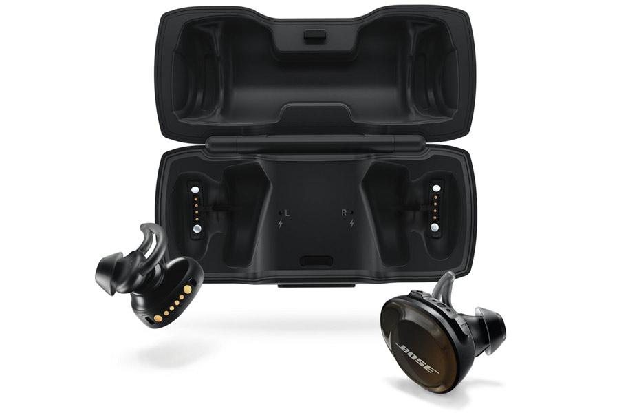 Bose SoundSport Free Wireless Headphones Orange