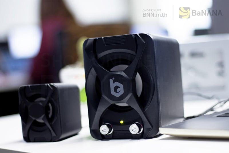 Blue Box Speaker 2.1 FT-XSD-200 Black