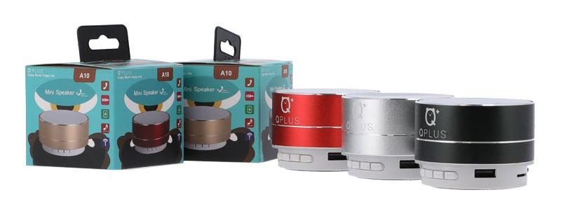 QPLUS Bluetooth Speaker A10