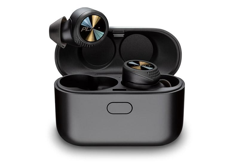 Plantronics In-Ear Wireless TWS BackBeat Pro 5100 Black