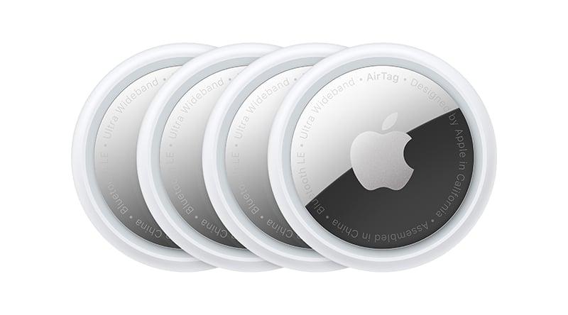 Apple Acc AirTag (4 Pack)