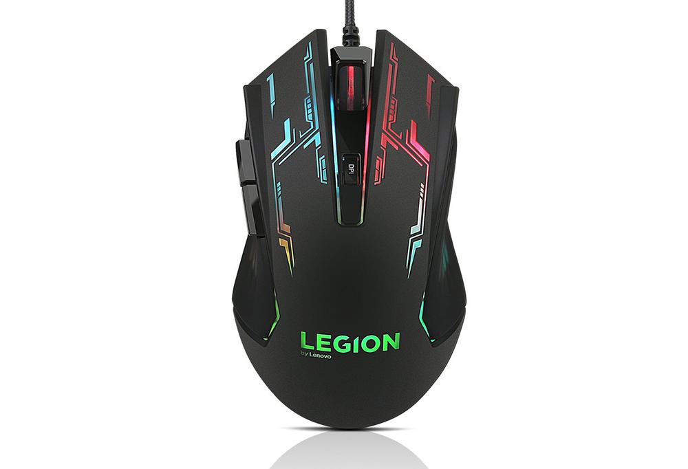 Lenovo Gaming Mouse Legion M200 RGB Black