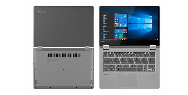 Lenovo Notebook YOGA 530-14IKB 81EK000XTA