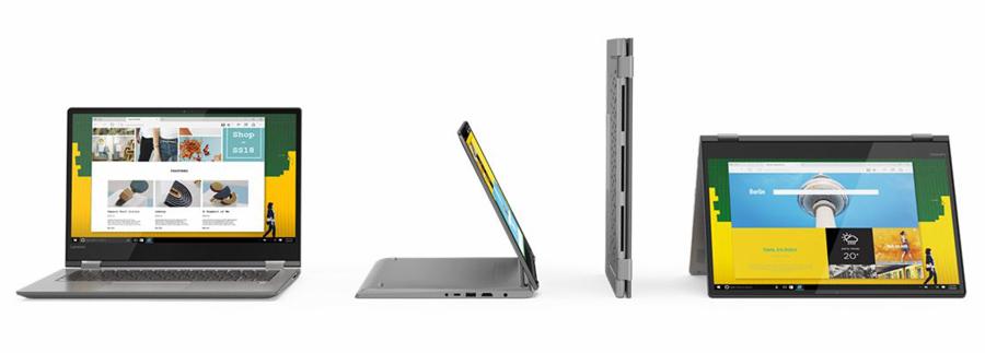 Lenovo Notebook YOGA 530-14ARR-81H9006WTA Black