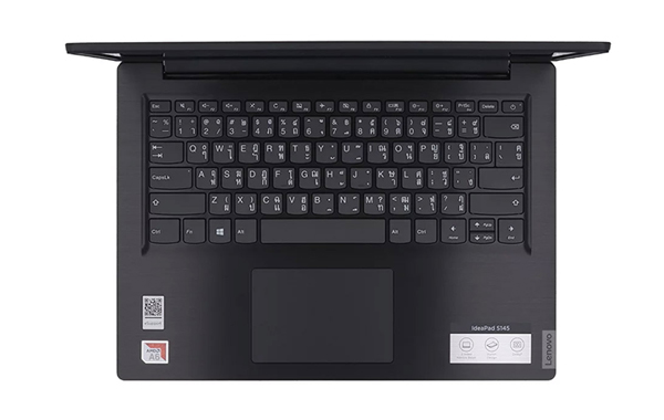 Lenovo Notebook IDEAPAD S145-14AST -81ST004LTA Black (A)