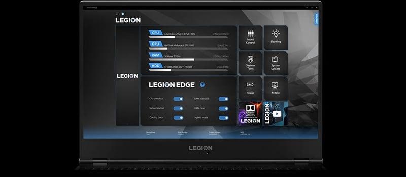 Lenovo LEGION Y740-17IRHG-81UJ005DTA