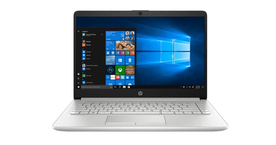 HP Notebbok 14S-CF1050TX