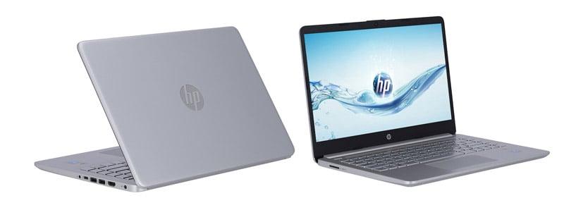 HP Notebook 14-DQ0000TU Silver