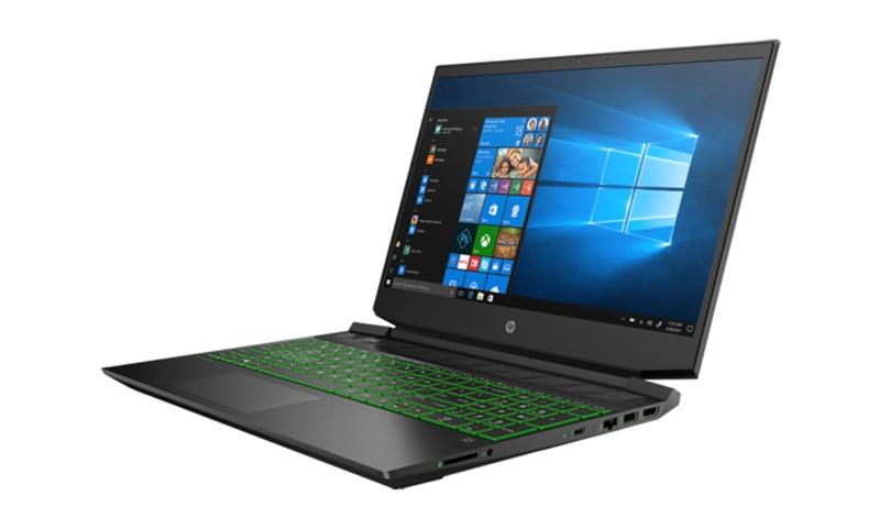 HP Notebook Pavilion Gaming 15-EC0014AX