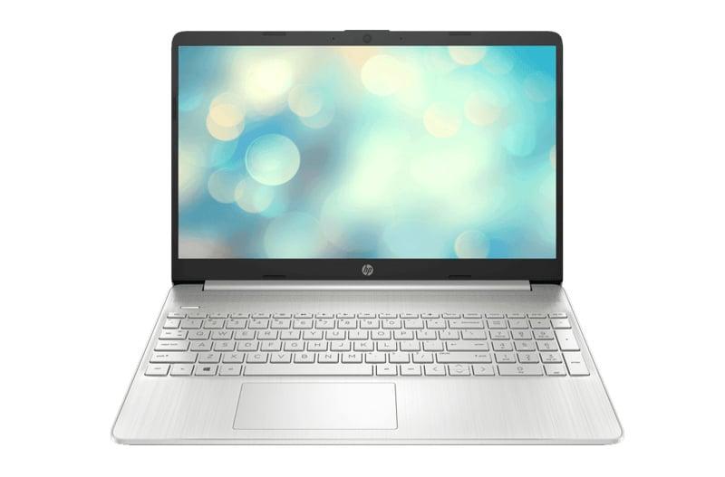 HP Notebook 15s-eq0001AU Silver (A)