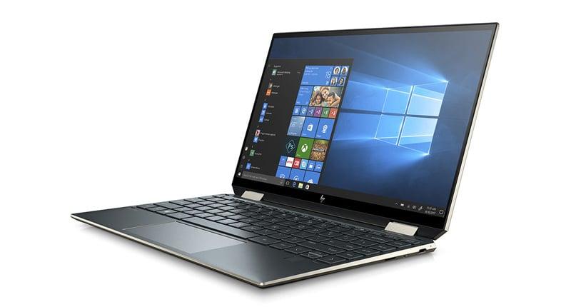 HP Notebook Spectre x360 13-AW0216TU Black