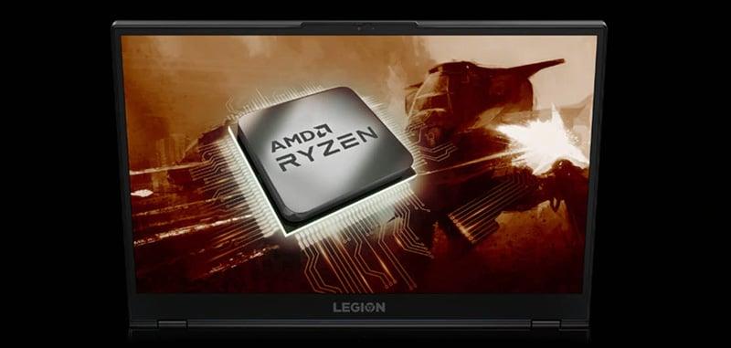 Lenovo Notebook LEGION5 15ARH05