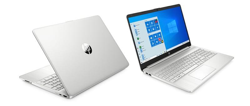 HP Notebook 15s-eq1001AU Silver (A)