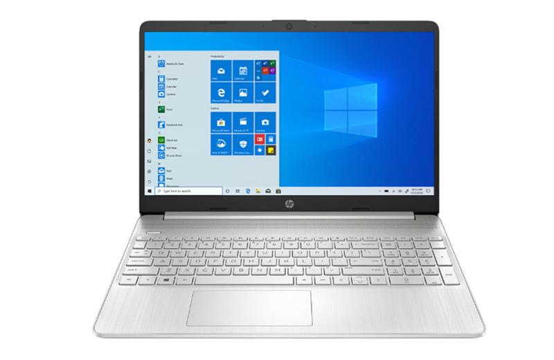 HP Notebook 15S-GU0001AU Silver (A)
