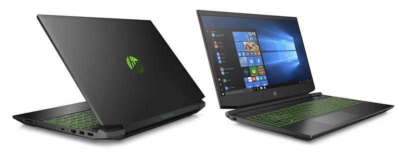 HP Notebook Pavilion Gaming 15