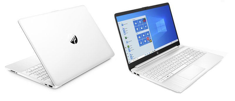HP Notebook 15S-EQ1124AU Silver (A)