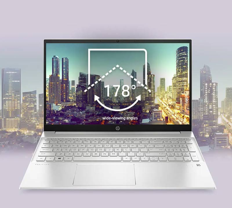 HP Pavilion 15 Laptop PC 15-eh0004AU