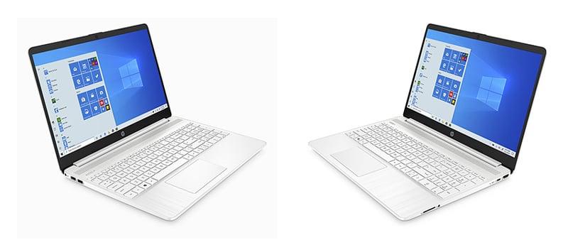 HP Notebook 15s-fq2017TU Silver