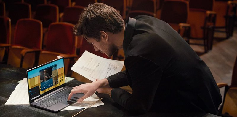 Lenovo Notebook Ideapad Yoga Slim 7