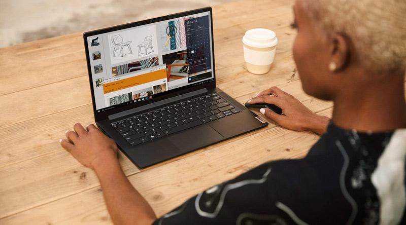 Lenovo Notebook ideapad Yoga Slim 7 14ARE05
