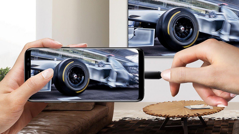 Samsung Accessory Galaxy Note 9 HDMI Adapter Black