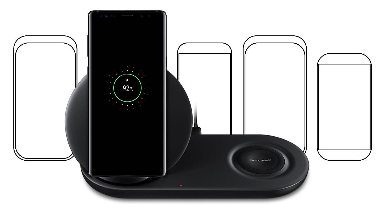 ซื้อ แท่นชาร์จ Samsung Accessory Galaxy Note 9 Wireless Charger Duo White, แท่นชาร์จไร้สายโน๊ต9, แท่นชาร์จไร้สาย, แท่นชาร์จมือถือ, แท่นชาร์ซัมซุง, แท่นชาร์จสมาร์ทโฟน, แท่นชาร์จใหม่ล่าสุด, แท่นชาร์จราคาถูก, ราคาพิเศษ พร้อมโปรโมชั่นลดราคา ส่งฟรี ส่งเร็ว ทั่วไทย