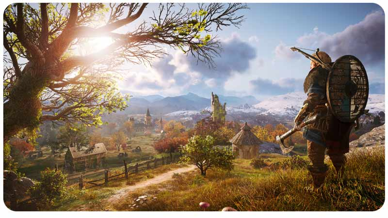 PlayStation PS4-G : Assassins Creed Valhalla Limited Edition (R3) (EN)