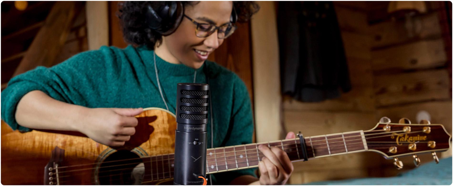 Beyerdynamic Fox USB Studio Microphone