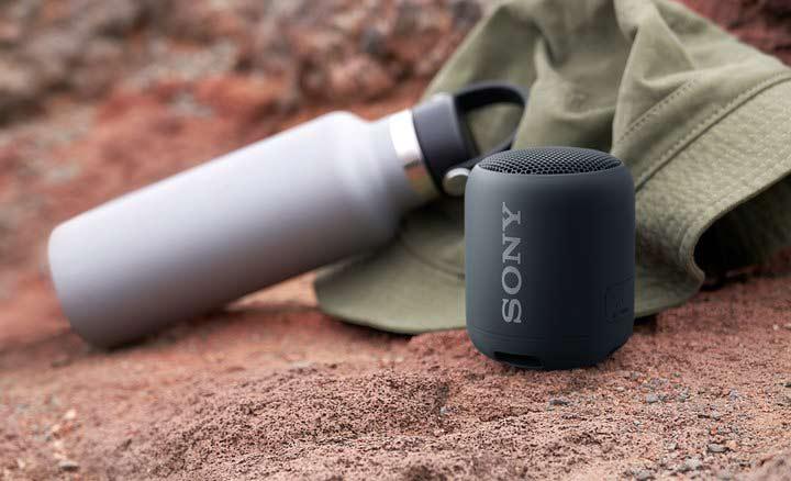 Sony Bluetooth Speaker SRS-XB12/GC E Green