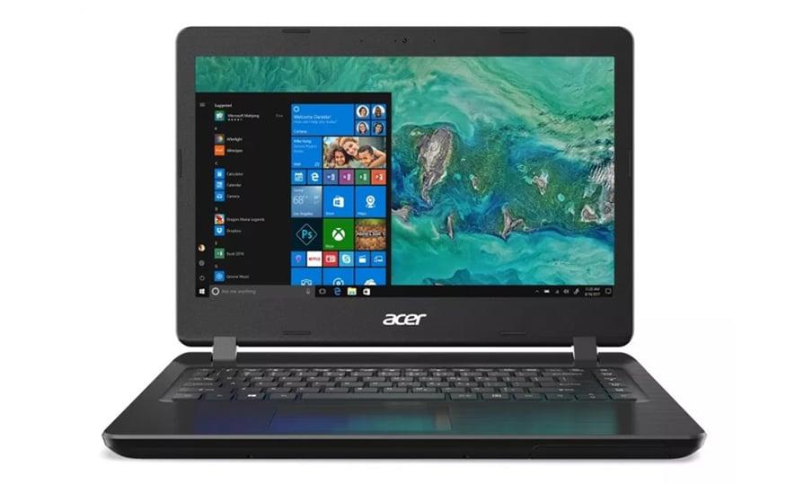 Acer Notebook ASPIRE A314-41-94GC Black (A)