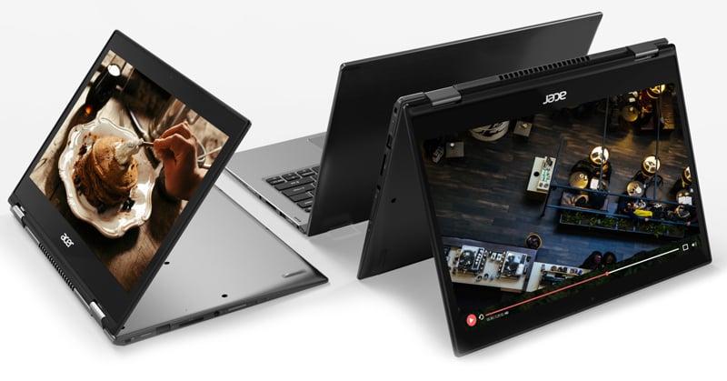 Acer Notebook SP513-53N-51G4/T001