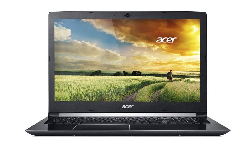Acer Notebook ASPIRE A315-41-R5FC Black (A)