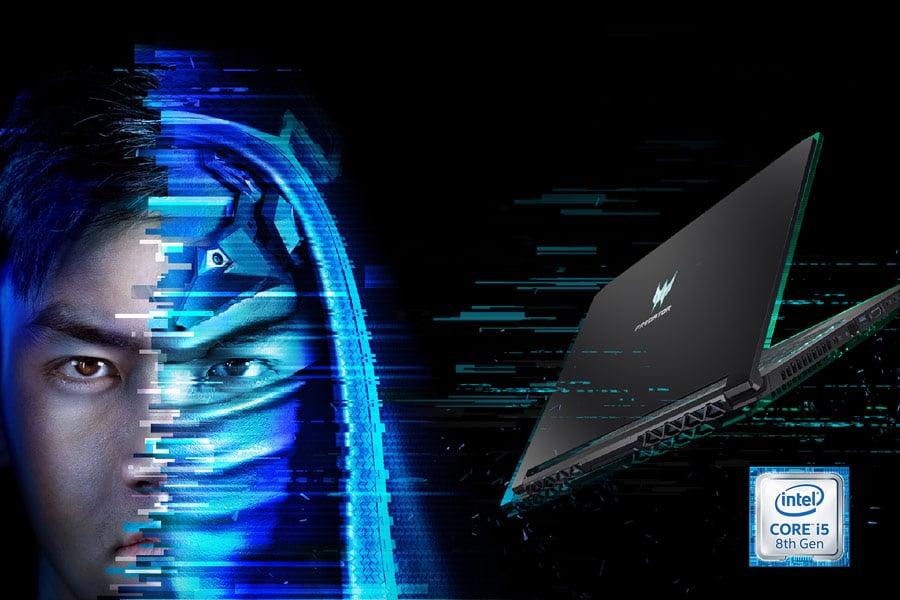 Acer Notebook PT515-51-59E5/T002