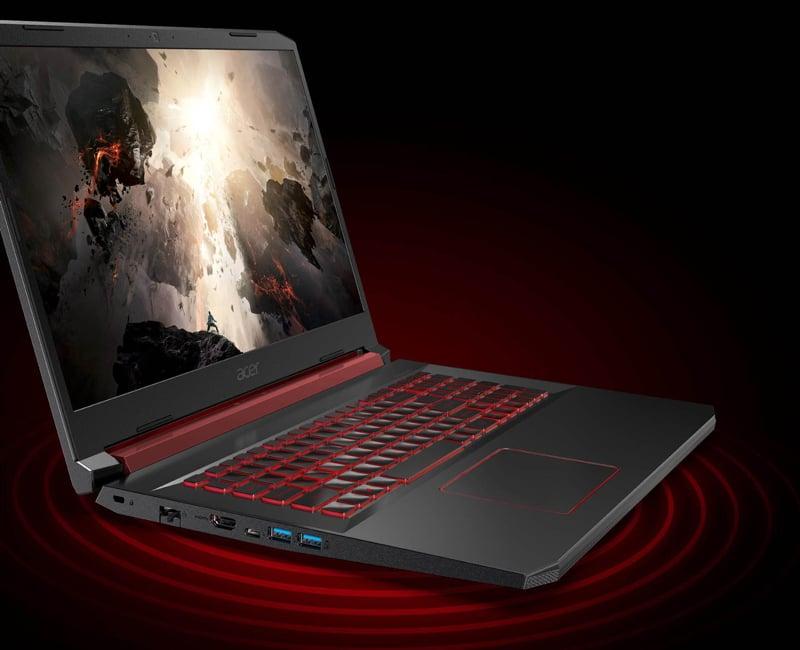 Acer Notebook Nitro AN515-43-R3K4 Black