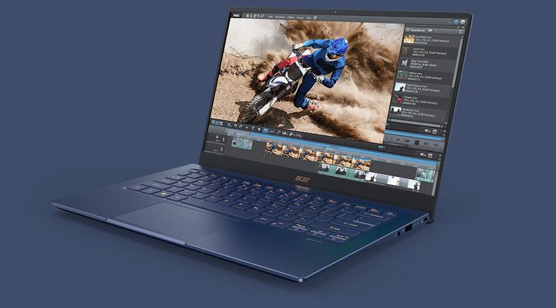 Acer SWIFT SF514-54GT-5680 White