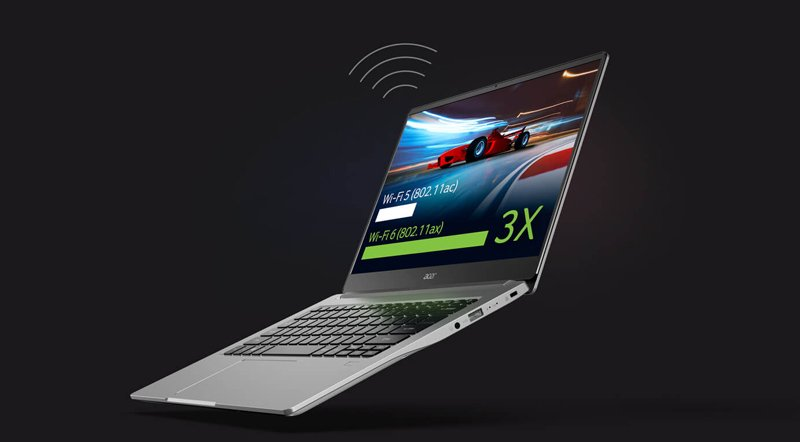 Acer Notebook SWIFT SF314-42-R0ND Silver (A)