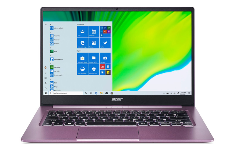 Acer Notebook SWIFT SF314-42-R18J Purple