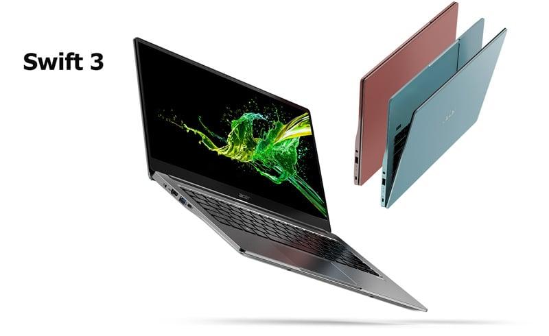 Acer Notebook SWIFT SF314-57G-70PD Gray