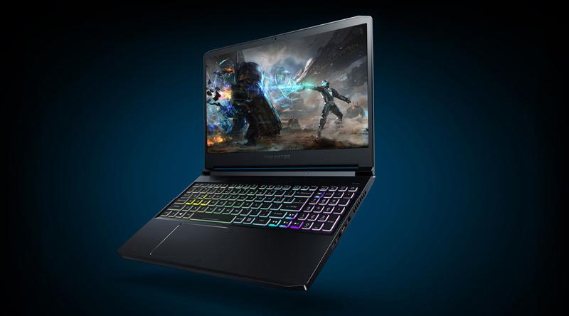 Acer Notebook Predator PT315-52-71W1_Black