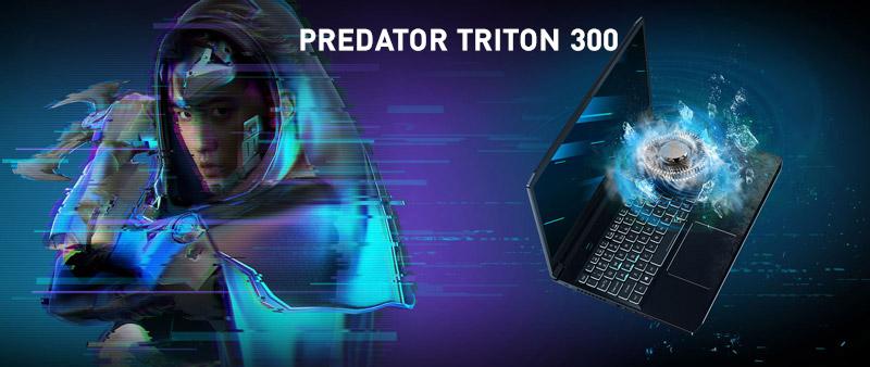 Acer Notebook Predator PT315-52-53S6_Black