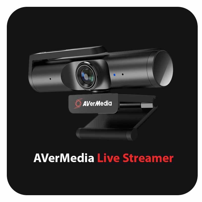 AVerMedia Live Streamer CAM 513 - PW513
