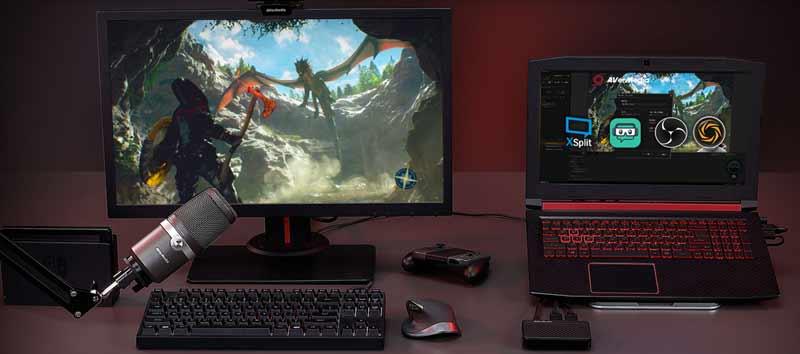 AVerMedia Live Streamer 311 BO311