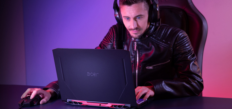Acer Notebook Nitro AN515-44-R2A6_Black (A)