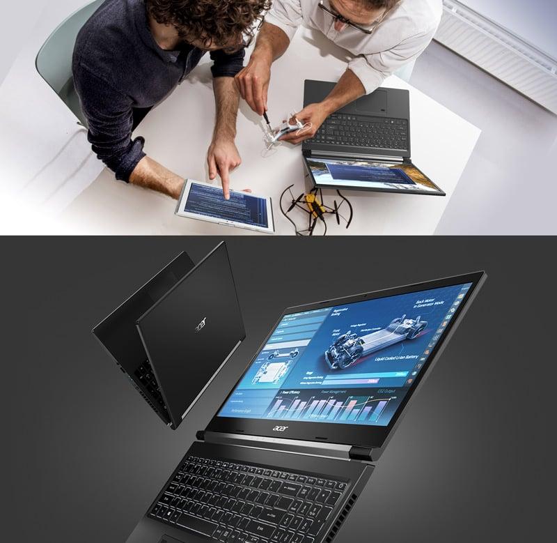 Acer Notebook Aspire A7