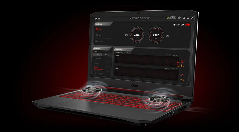 Acer Notebook NITRO 5