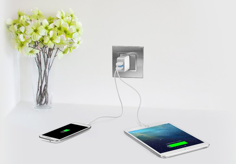 Innergie Wall Charger ADP-17AW BUB White