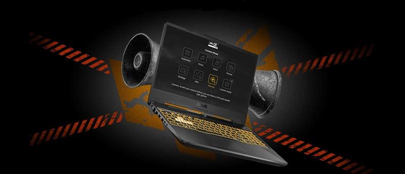 Asus Notebook TUF Gaming A15 FA506QR