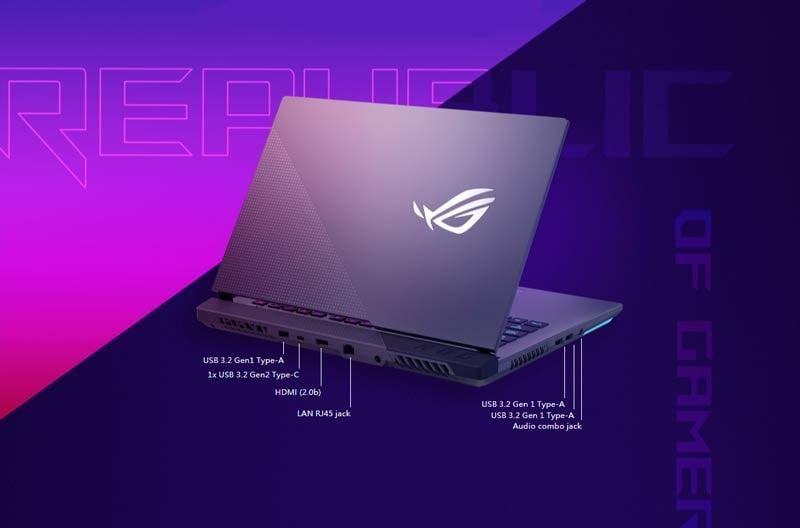 Asus Notebook ROG Strix G15 GL543