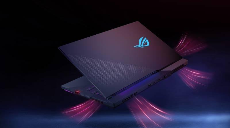 Asus Notebook ROG Strix SCAR 15 G543QS
