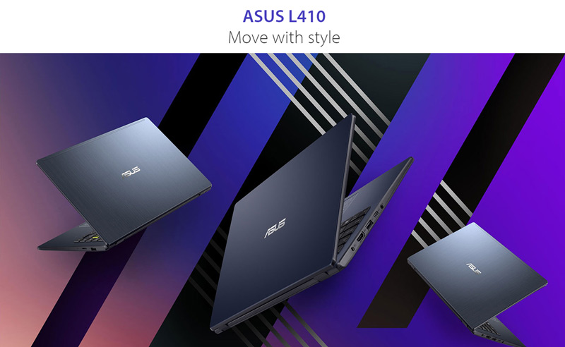 Asus Notebook L410